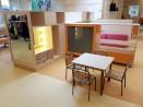 2KICK Theaterkast Tafel metStoel Industrie Kast
