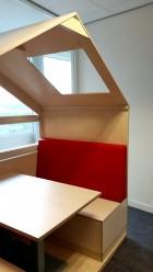 BS De Driehoek Werkhuisje Open Detail