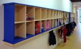 Garderobe_-_blauw