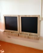 2KICK Atelierbord 80x90 cm
