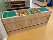2KICK Duplo Legotafel Met Omkeerbaar Systeem Duplo Artikel