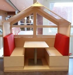 2Kick Werkhuisje Open zonder Kids